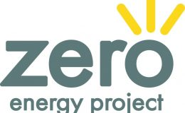 LOGO ZERO ENERGY PROJECT