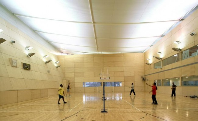 Liverpool University Sports Centre -BEECH HARMONY 22 MM