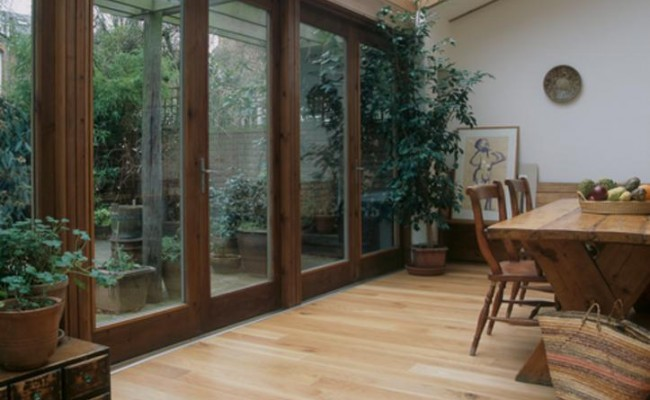 Wide Board Oak Classic -Private Home Santiago Chile
